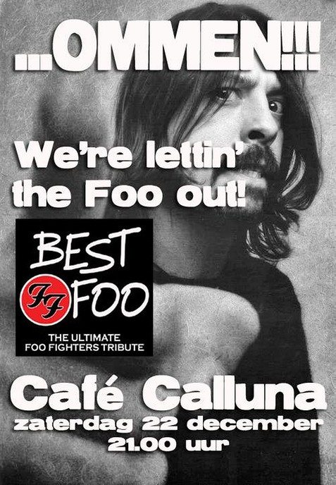 Best of Foo bij Café Calluna