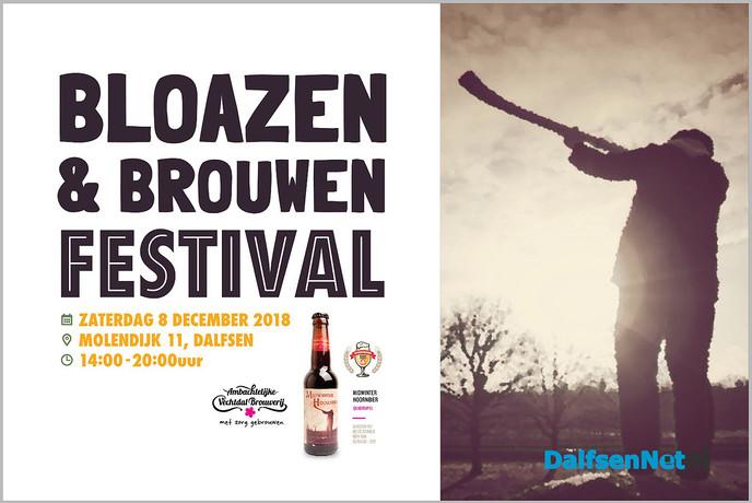 'Bloazen & Brouwen Festival!' - Foto: Ingezonden foto