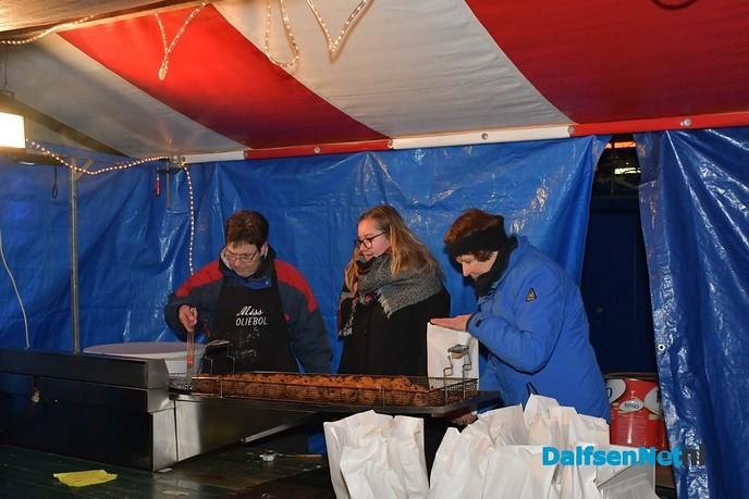 Het Dalfser Kerstfestijn massaal bezocht - Foto: Johan Bokma