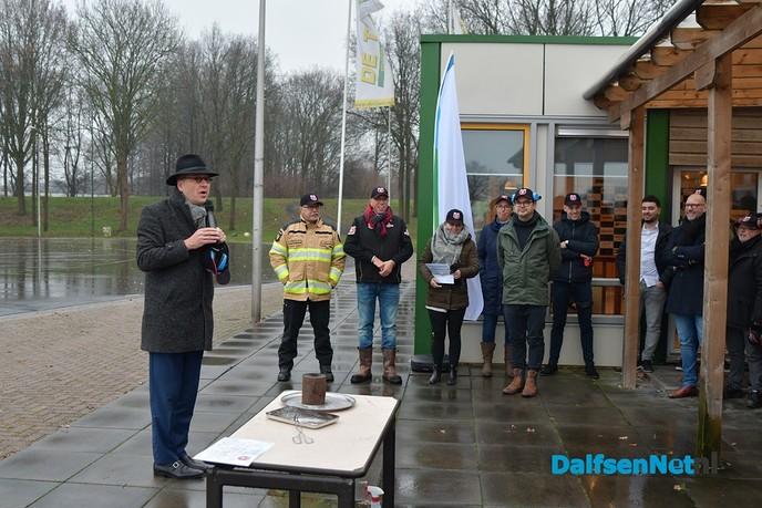 Een knallende start van vierde carbidcampagne 'Wie is de BOCK?' nu in vier Veiligheidsregio's - Foto: Johan Bokma