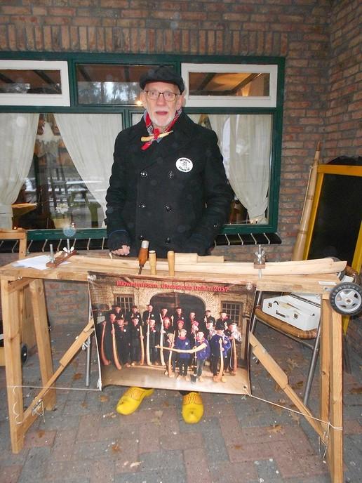 Genieten tijdens Midwinterwandeling en kerstmarkt op Hoonhorst