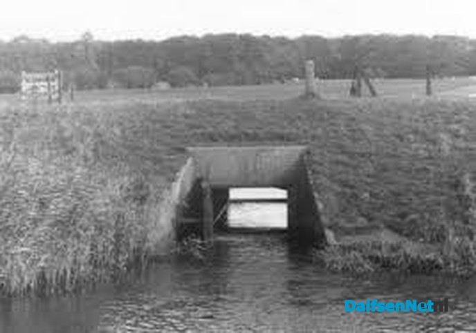 Na eeuwen wateroverlast bracht Linterzijl een oplossing - Foto: Wim