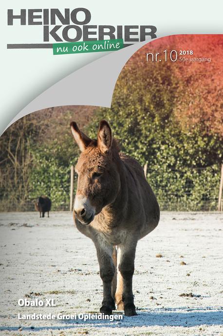 Heino Koerier is er weer - Foto: eigen geleverde foto