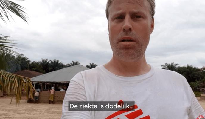 Geboren Dalfsenaar adviseur artsen zonder grenzen - Foto: eigen geleverde foto