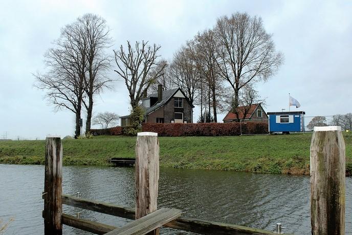 Renovatie  sluiswachterswoning  Vechterweerd - Foto: eigen geleverde foto