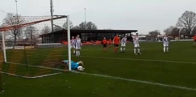S.V. Nieuwleusen verliest derby van Avereest - Foto: eigen geleverde foto