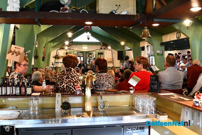 Groot succes voor Stuwzangers in Het Boskamp - Foto: Johan Bokma