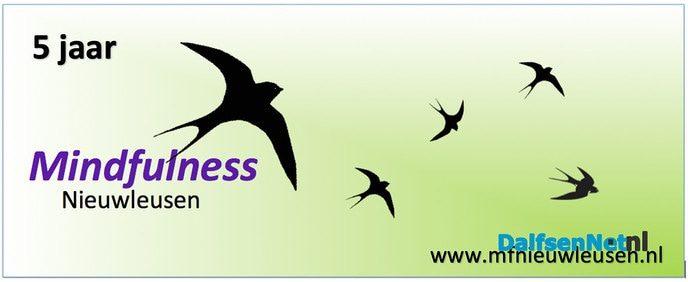 Eerste Lustrum Mindfulness Nieuwleusen - Foto: Ingezonden foto