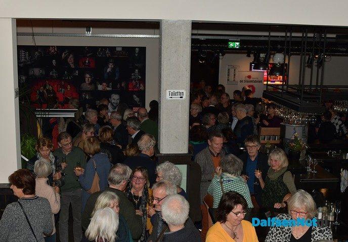"""Stoomfabriek """"Klassiek"""" een spetterend Nieuwjaarsconcert met """"Fuse"""" - Foto: Johan Bokma"""