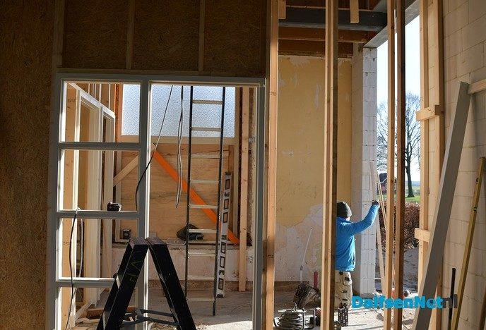 Update Renovatie sluiswachterswoning Vechterweerd - Foto: Johan Bokma