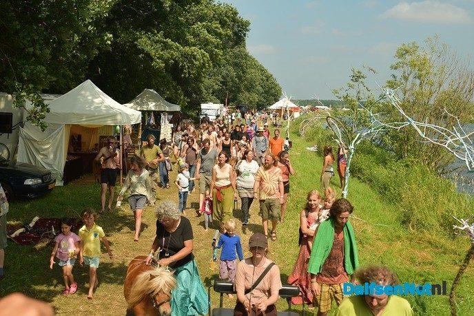 Informatie bijeenkomst The Living Village Festival 2019. - Foto: Ingezonden foto