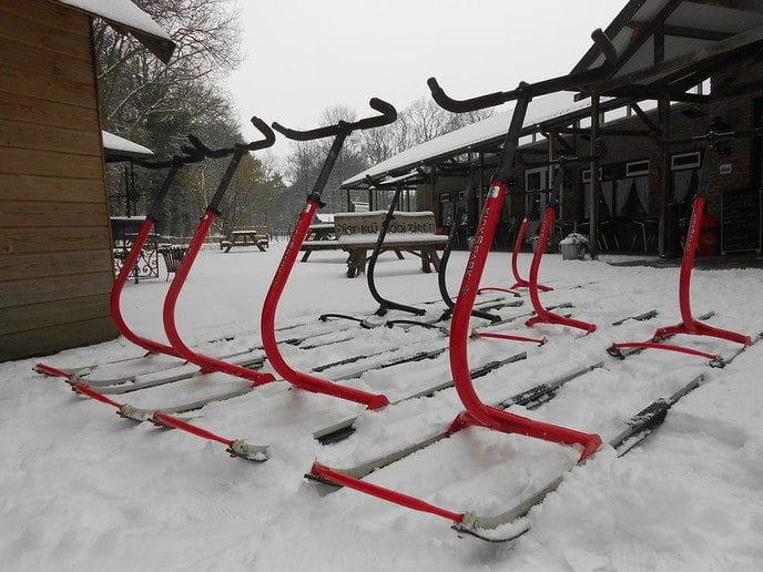 Wintersport in Dalfsen: Het kan nu!