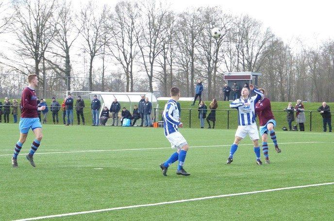 Flets USV verliest in Gorredijk - Foto: eigen geleverde foto