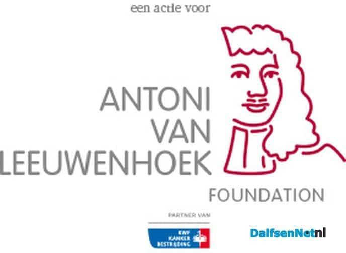 De BakSTER bakt voor Antoni van Leeuwenhoek - Foto: Ingezonden foto