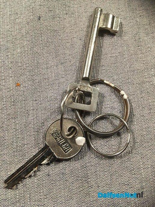 gevonden sleutels - Foto: Ingezonden foto
