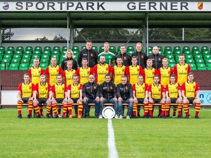 Wederom verliespartij voor SV Dalfsen - Foto: eigen geleverde foto