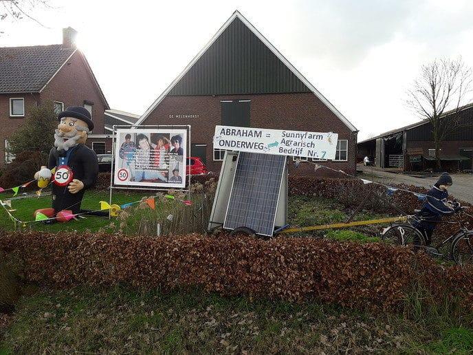 Mysterie Zonnepanelen kar Hessenweg opgelost - Foto: eigen geleverde foto