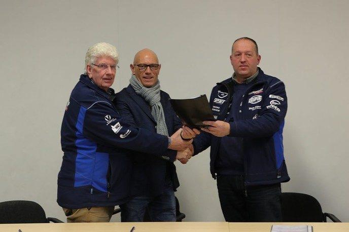 Nieuwe coureur en nieuw elan Oosterveen's racing