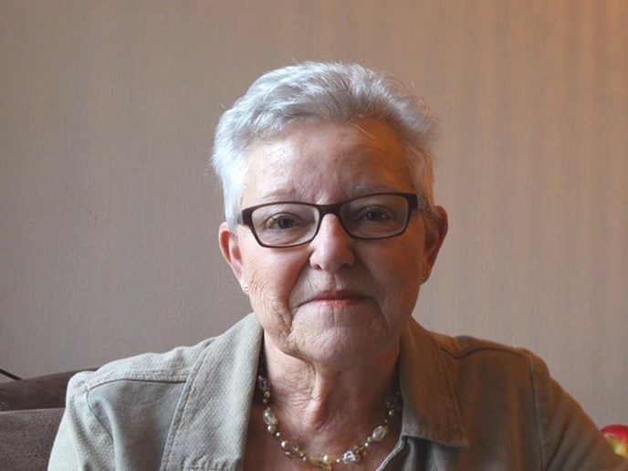 Ada Kremer is vrijwilliger van de maand februari 2019