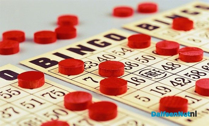 Bingo in Rosengaerde - Foto: Ingezonden foto