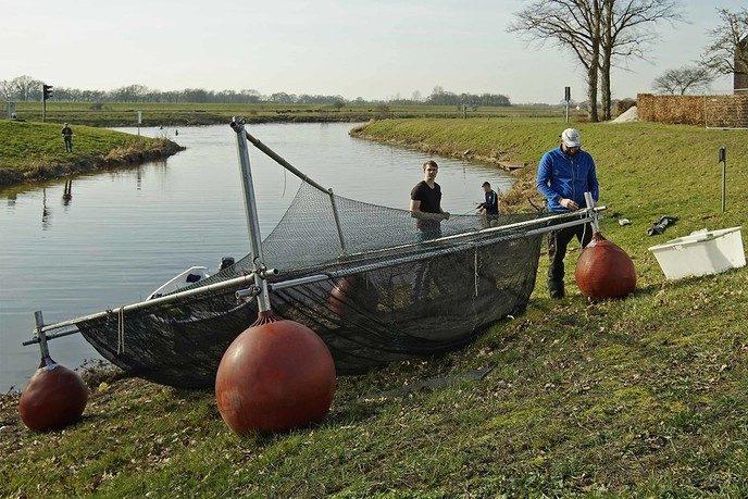 Uitvoering project Swimway Vecht gestart - Foto: Paul Scholten