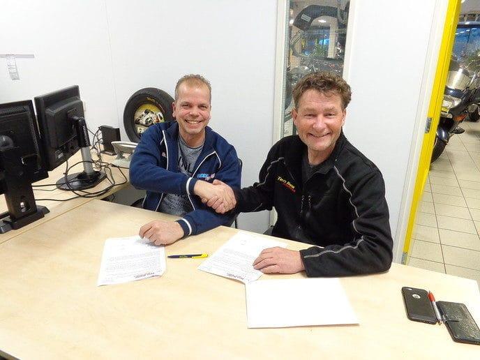 START Racing dit seizoen ondersteunt door ten Kate Racing Products
