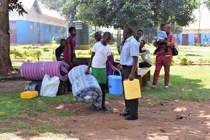 Onderwijs in Uganda: door Frederik Prins