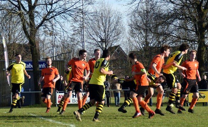 S.V. Nieuwleusen wint - Foto: eigen geleverde foto