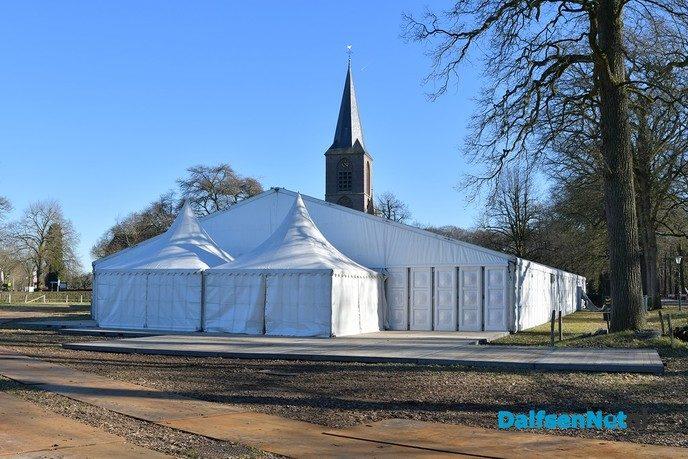 Carnaval is aanstaande in het Piepenplasdorp - Foto: Johan Bokma