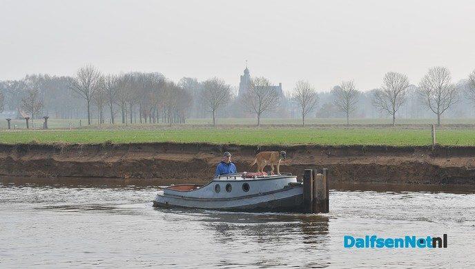 Dalfsen van Boven, bij van Leussen aan de Vecht - Foto: Johan Bokma