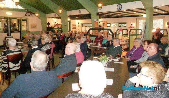 Groep uit Dedemsvaart zingt zaal plat in Dalfsen, wat een sfeer! - Foto: eigen geleverde foto