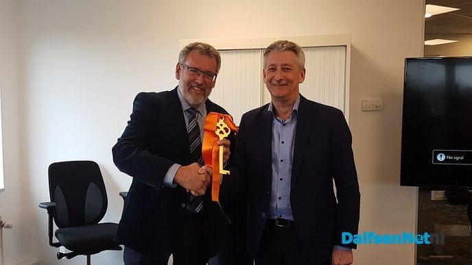 Opening nieuw kantoor Slachtofferhulp Nederland in Zwolle - Foto: Ingezonden foto