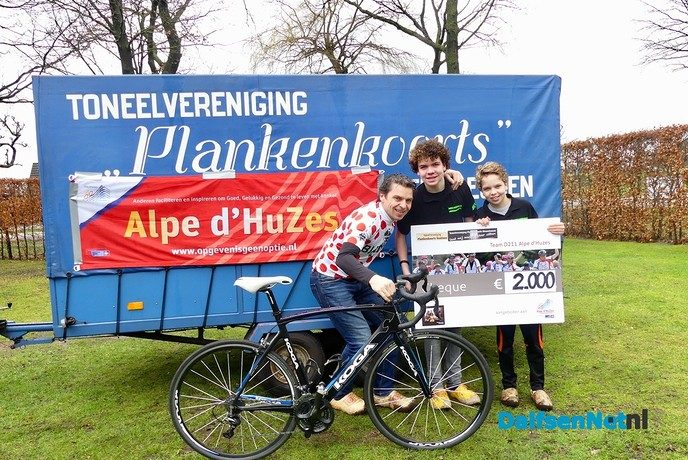 Benefiet Plankenkoorts  levert € 2.000,– op - Foto: Ingezonden foto