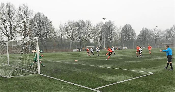 Fantastische teamprestatie S.V. Nieuwleusen in Lutten - Foto: eigen geleverde foto