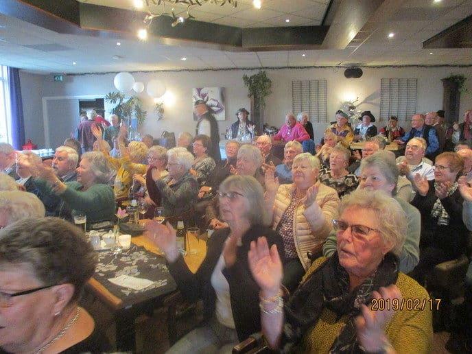 Zangmiddag Alzheimerstichting groot succes - Foto: eigen geleverde foto