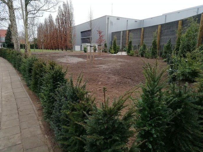 Tuinrealisatie bij Royal Bel Leerdammer - Foto: eigen geleverde foto