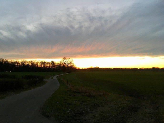 Mooie februari dag - Foto: eigen geleverde foto