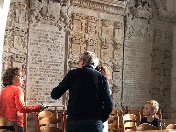 Ontdekkingsreis door de Grote Kerk - Foto: eigen geleverde foto