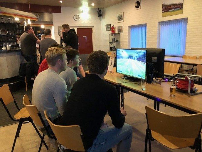 E-sporters SV Dalfsen en ASC'62 vertoonden hun kunsten