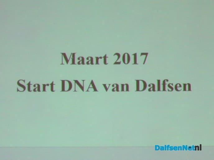 Het DNA van Dalfsen en Hoonhorst 250 jaar - Foto: Wim