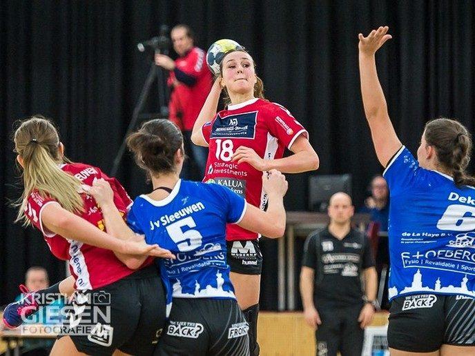 Wedstrijdverslag Morrenhof-Jansen Dalfsen – Handbal Venlo
