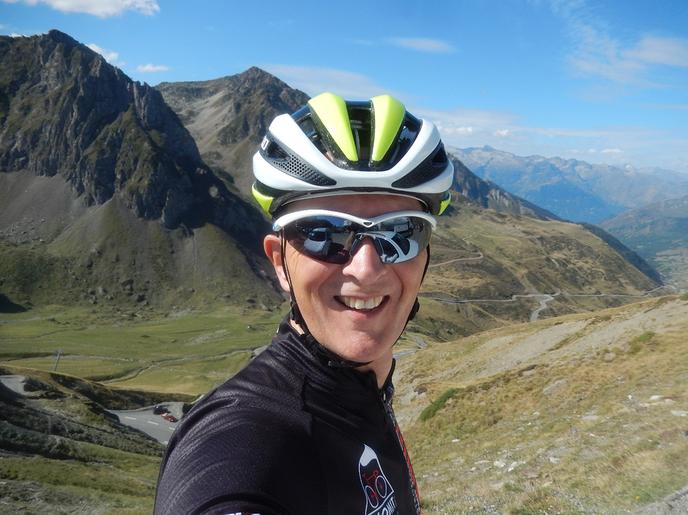 10 km schaatsen en 90 km fietsen voor goed doel - Foto: eigen geleverde foto