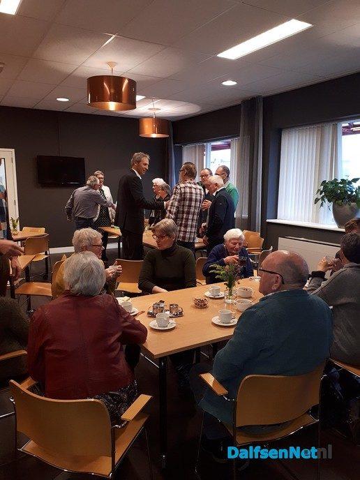 Vrijwilligers Algemene Hulp Dienst vieren jubileum - Foto: Ingezonden foto