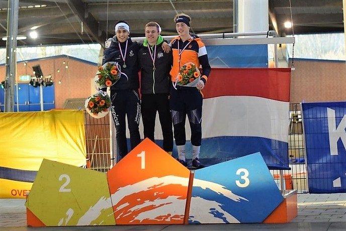 Stefan Westenbroek nationaal kampioen - Foto: eigen geleverde foto