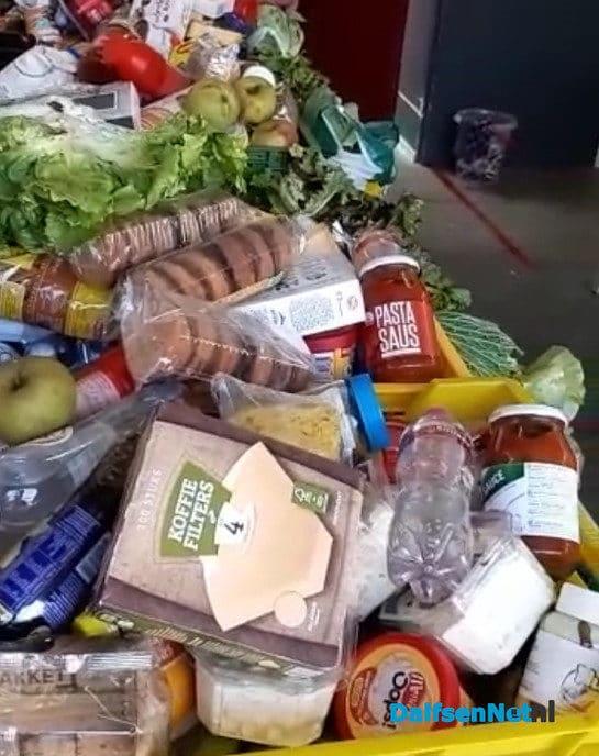 Dalfsen: uitgiftepunt voor Voedselbank - Foto: Ingezonden foto