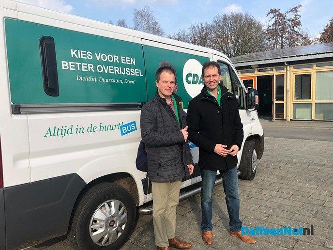CDA bus komt naar Ankum en Nieuwleusen - Foto: Ingezonden foto
