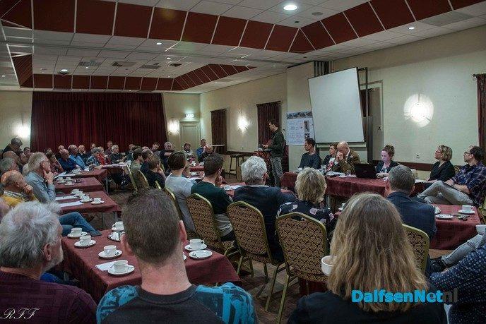 Jaarlijkse ledenvergadering plaatselijkbelang Vilsteren - Foto: Ingezonden foto