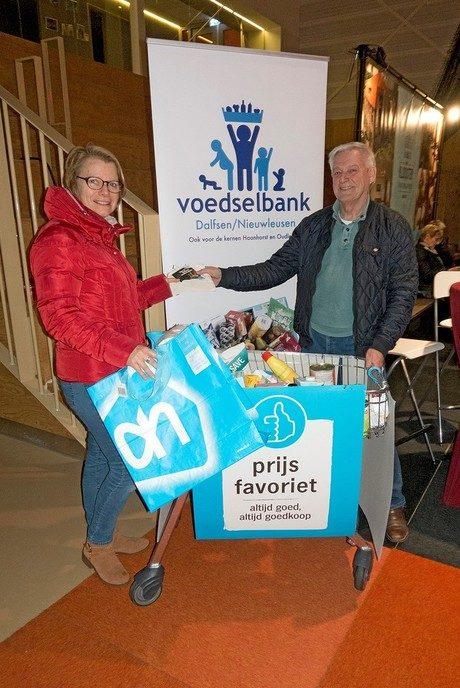 Damito Dag 1, Voedselbank Dalfsen-Nieuwleusen - Foto: Geert Bistervels