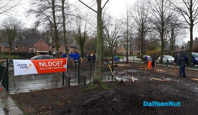 Veel werk verzet tijdens NLDoet - Foto: Ingezonden foto