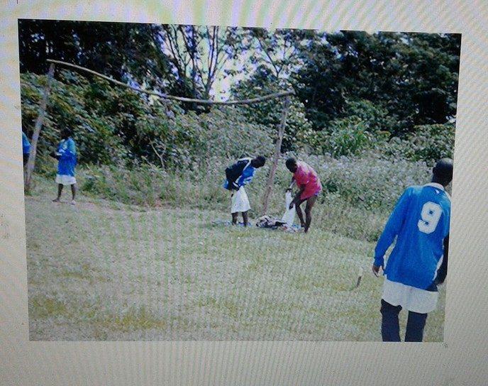 Gezondheid in Uganda: door Dalfsenaar Frederik Prins - Foto: eigen geleverde foto